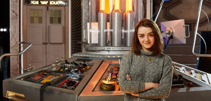 GoT's Actress Maisie Williams To Make Guest Appearance On Season 9 Of Doctor Who