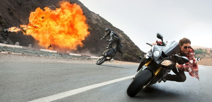 MISSION: IMPOSSIBLE - ROGUE NATION - Summer 2015 Preview