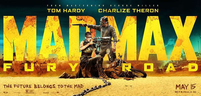 New Artwork for MAD MAX: FURY ROAD! 2