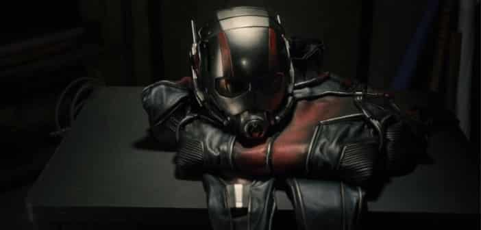 Marvel's ANT-MAN Releases First Trailer