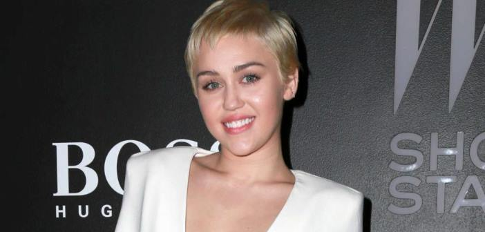 Miley Cyrus Nudges Her Twitter Followers Against Tom Cotton's Religious Freedom Bill