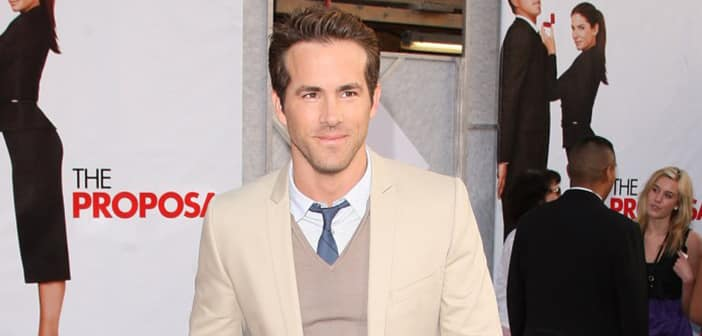 Ryan Reynolds Takes Impact From Vehicle In Vancouver But Is Ok