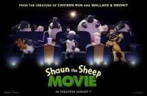 Shaun the Sheep Movie In Theaters