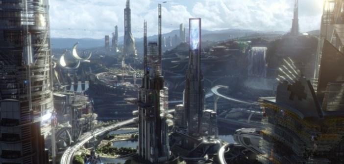 Disney's TOMORROWLAND - New Trailer and IMAX Sneak Peek Announcement 2