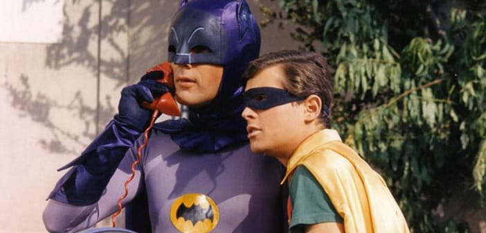 Adam West And Burt Ward Will Returning As Their Iconic Roles In Anniversary Film