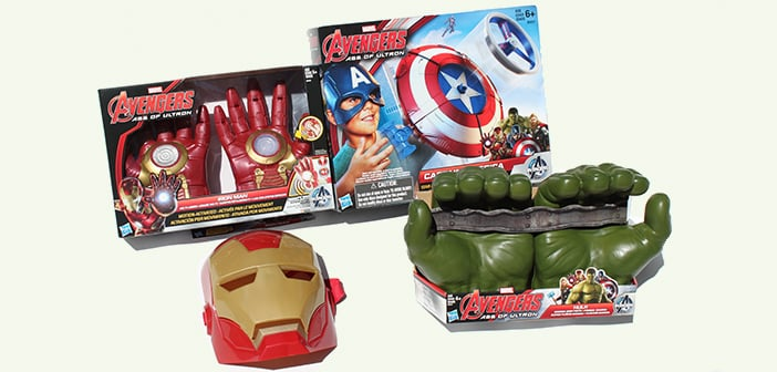 Marvel's Avengers: Age of Ultron Has A Hero-Sized Toy Line 15