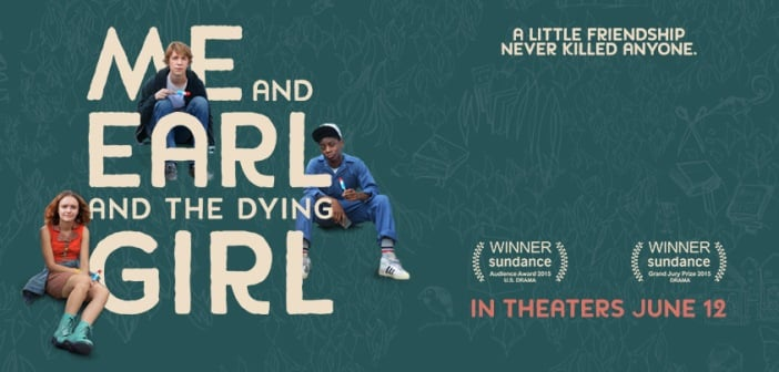 ME AND EARL AND THE DYING GIRL - Poster Debut 1