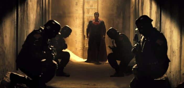 Batman v Superman: Dawn of Justice - Official Trailer!