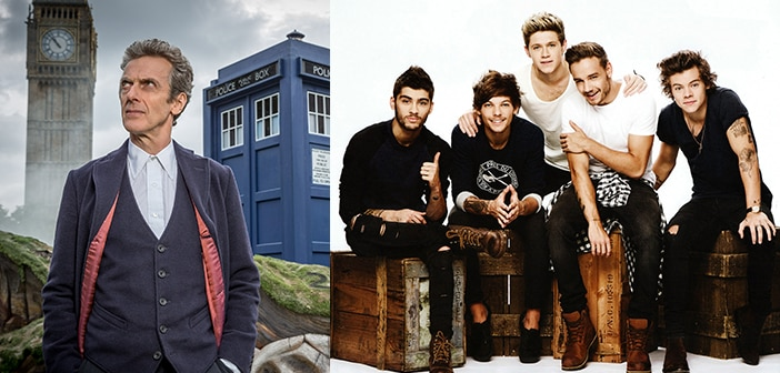 'Doctor Who' Season 9 Will Get A One Direction Appearance