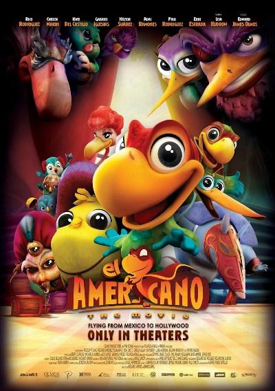 el americano the movie