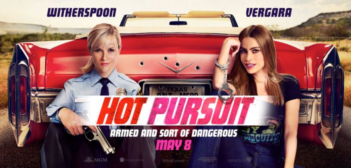 Second Trailer for HOT PURSUIT! 1