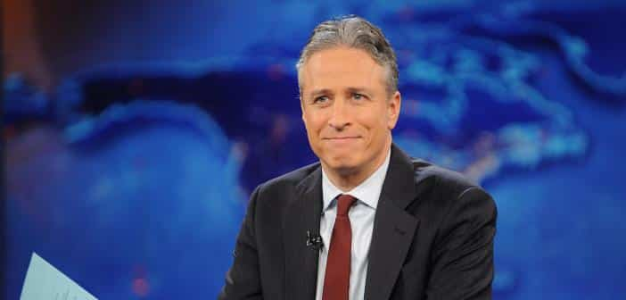 The Daily Show's John Stewart Announces His Final Day At Work 2