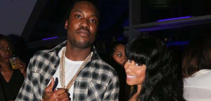 Media Posts Seemingly Confirms  Nicki Minaj Engagement to Meek Mill