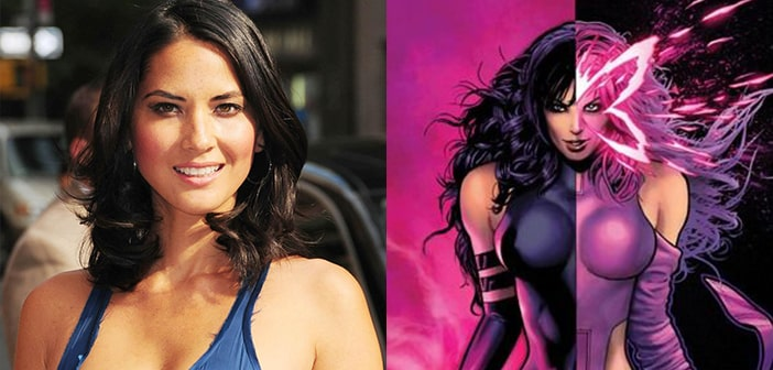 Olivia Munn Heads To Join 'X-Men: Apocalypse' In Psylocke Role
