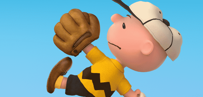 THE PEANUTS MOVIE - Charlie Brown Plays The Largest Game of Catch 1