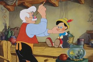 Disney Developing  PINOCCHIO Inspired Live-Action Film