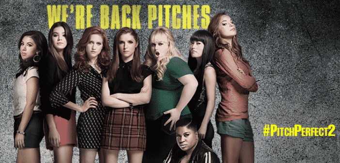 "PITCH PERFECT 2 - New ""A Look Inside"" Featurette with cast and director"