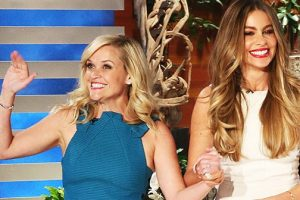 Sofia Vergara Sent Reese Witherspoon to the ER While Filming 'Hot Pursuit'