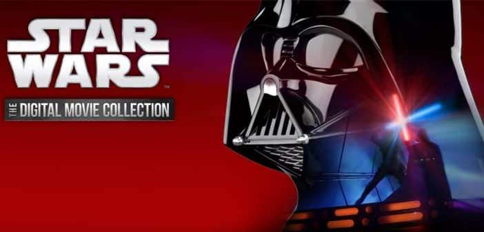THE STAR WARS DIGITAL COLLECTION - Now Available 2