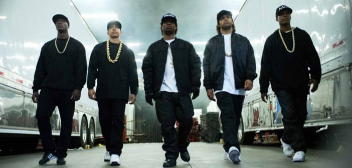N.W.A. Biopic 'Straight Outta Compton' Debuts New Trailer