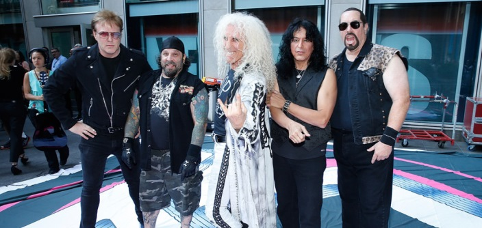 Twisted Sister Preps Their Final Tour Before Retiring