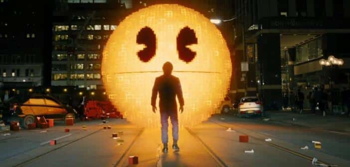 PIXELS - Happy 35th Birthday Pac-Man's 2