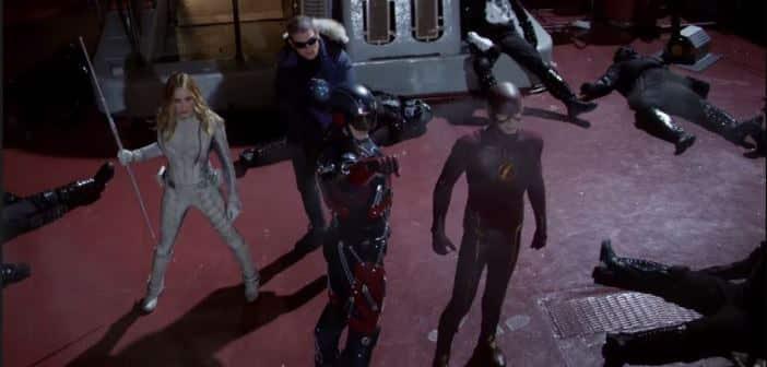 DC's 'Legends of Tomorrow' Trailer