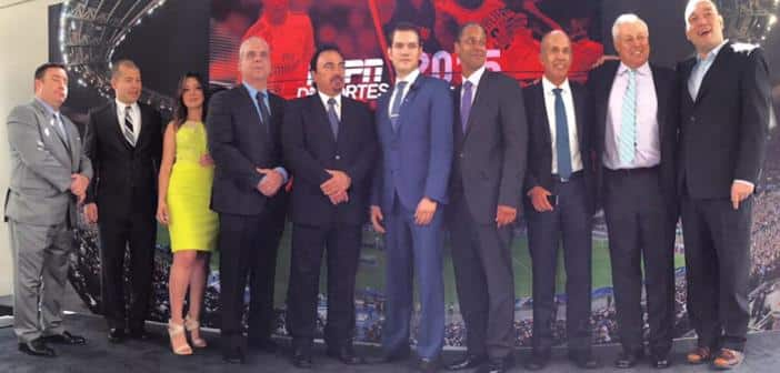 ESPN Deportes Presents New Initiatives and Focus for 2016 4