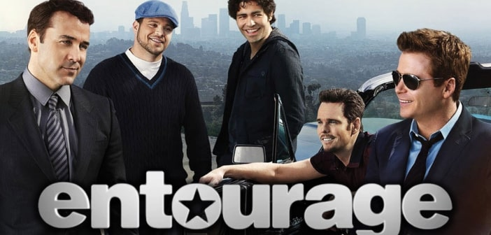 ENTOURAGE  - Bottle Service Giveaway