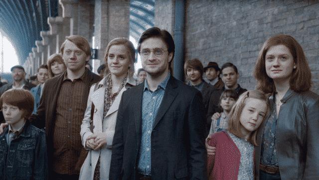 Harry Potter Franchise (2001 — 2011)