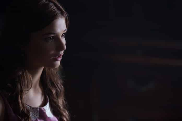 Stefanie Scott stars as teenager Quinn Brenner in Focus Features' INSIDIOUS: CHAPTER 3, written and directed by series co-creator Leigh Whannell