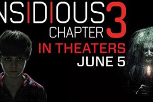 """A Visit To The Set Of """"INSIDIOUS 3"""" 6"""