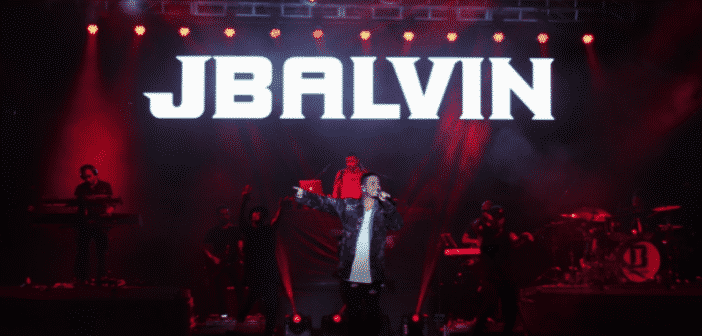 J BALVIN Announces Eagerly-Awaited First  Headlining Tour in The United States With Becky G 5