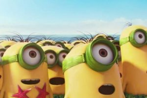 MINIONS - New Trailer - Scarlet Overkill is the baddest boss of all time 2