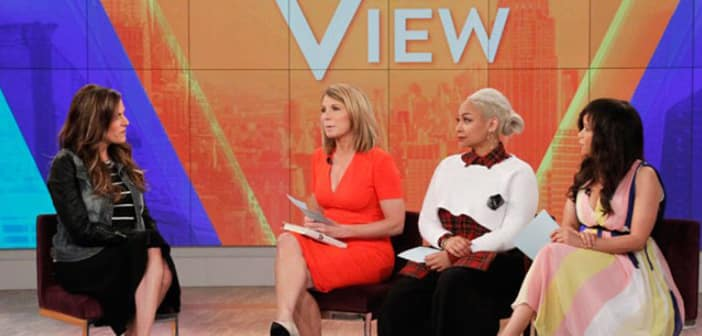 Raven Symone In Talks to Permanently  Join The View as New Co-Host