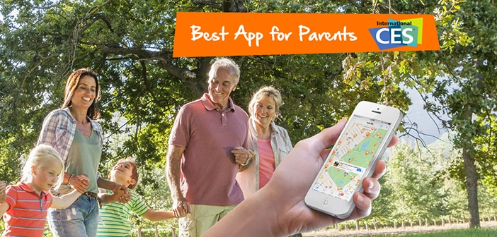 """Named The """"Best App for Parents"""" At CES 2015, Yuggler Is Now Free"""