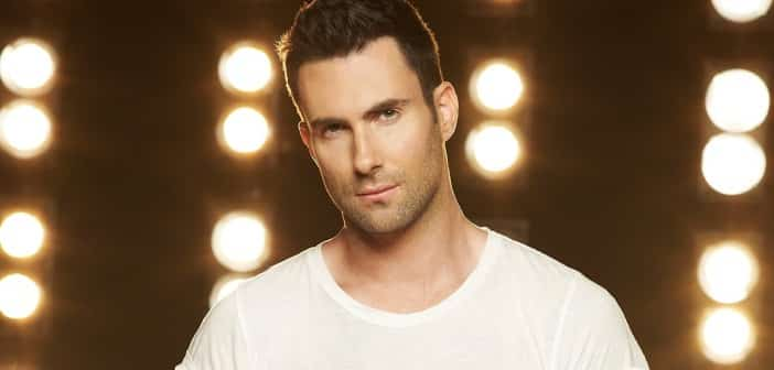 Adam Levine Bombed With Sugar Right After Appearance on Jimmy Kimmel Live 1