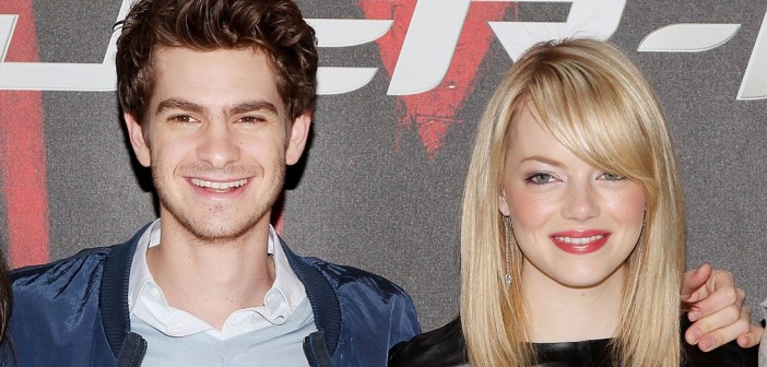 Emma Stone and Andrew Garfield Seemingly Back Together After Month Long Separation