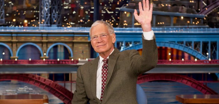 David Letterman Gets Some Special Farewells As He Prepares To Leave His Show