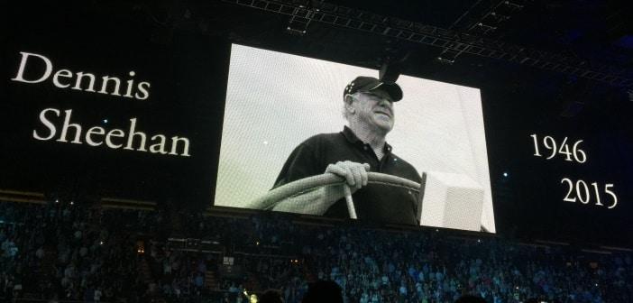 U2's Tour Manager, Dennis Sheehan, Found Dead After Concert