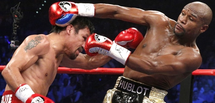 Mayweather Vs. Pacquiao Leaves Manny Pacquiao Requiring Year-Long Recovery For Corrective Surgery