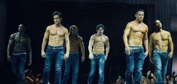 Three New Character Posters for MAGIC MIKE: XXL!! 4