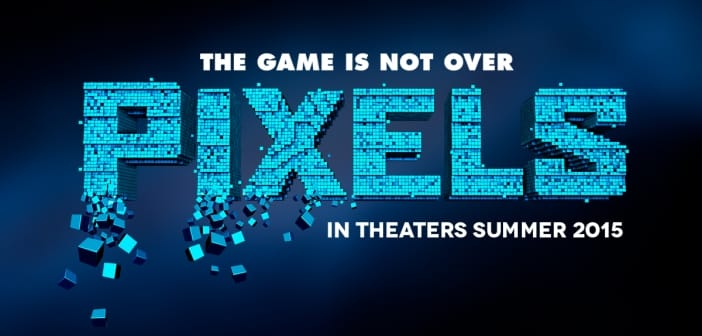 The New PIXELS Trailer Is Out