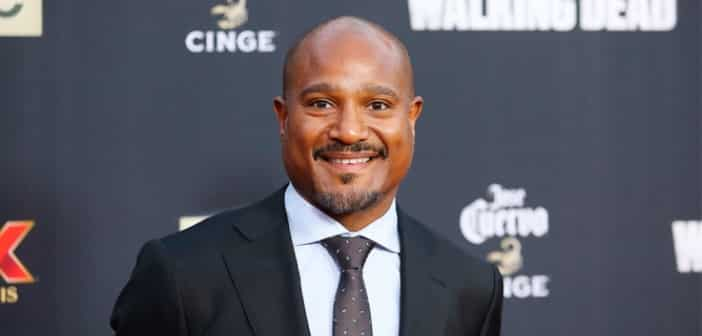Actor Seth Gilliam From The Walking Dead Confined To Jail For DUI