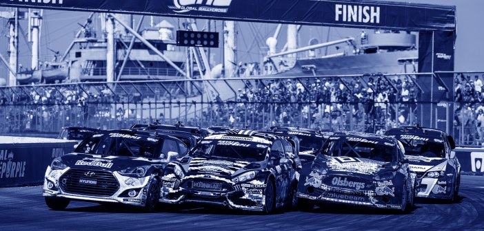 Don't miss Red Bull Global Rallycross this weekend! 2