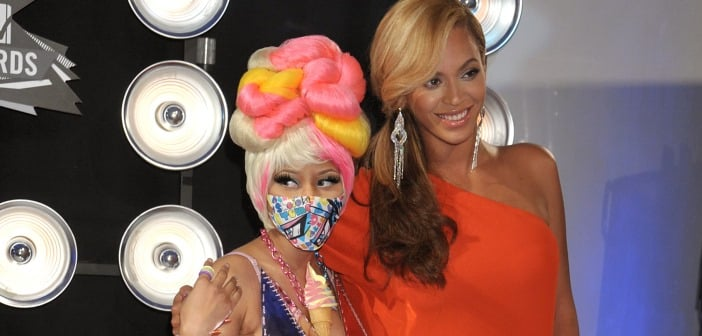 Nicki Minaj and Beyonce Are Premiere Co-Op Music Video 'Feeling Myself'