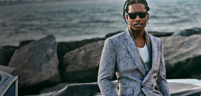 A$AP Rocky Gets Recognized For Billboard 200 With 2nd Top Spot Winning Album