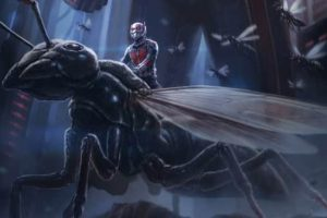 MARVEL'S ANT-MAN- NEW POSTERS AND A NEW LOOK AT ANT-MAN 4