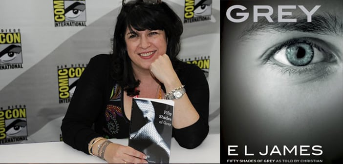 The New 'Fifty Shades of Grey' Book To Hits Bookstores Today