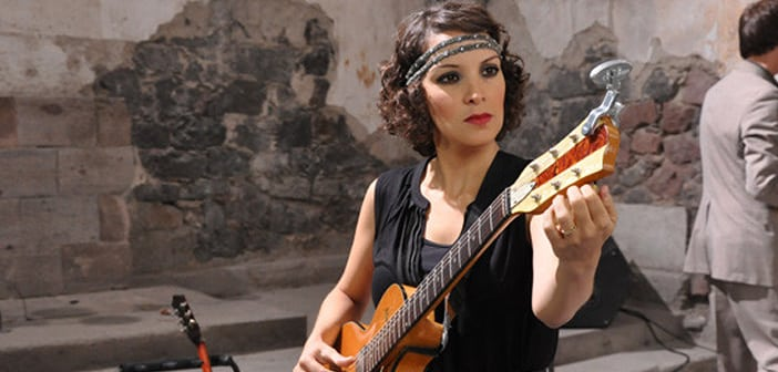 Gaby Moreno - Phone Interview - Insidious Chapter 3